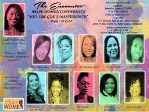The Encounter Women's Conference,